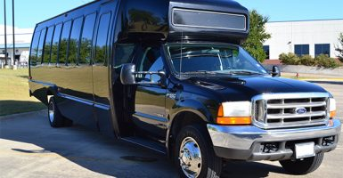 15 Passenger Party Bus El Paso