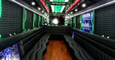 20 Passenger Party Bus 1 El Paso