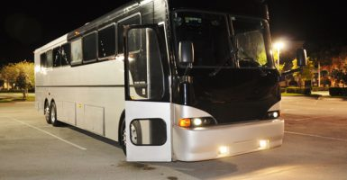 40 Passenger Party Bus El Paso