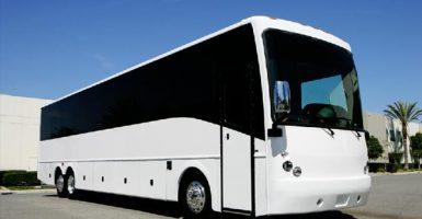 50 Passenger Charter Bus Rental El Paso