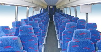 50 Person Charter Bus Rental El Paso