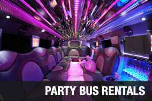 Party Bus Rentals El Paso