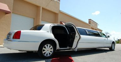 Lincoln Stretch Limo El Paso