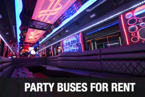 Party Bus El Paso